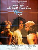 Plakat Kino Return Hal Ashby Jane Fonda Jon Voight - 120 X 160 CM