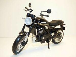 Moto KAWASAKI Z900RS noir 1/12