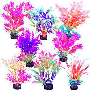 Marina iGlo Plant Pink Multi-Colour Aquarium Fluorescent Decoration Fish Tank