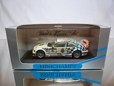 MINICHAMPS BMW M3 GTR ADAC GT CUP 1993 - WARSTEINER - CECOTTO 1:43 - GOOD IN BOX