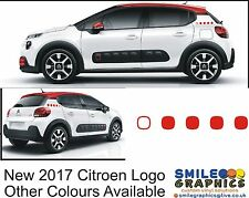 2017 Nouvelle Citroen C3 Airbump Autocollants Graphics decals c1 c4 Cactus Picasso