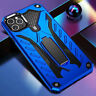 Hybrid Armor Case for iPhone 11 Pro XS Max XR 6S 7 8 Plus Rugged Kickstand Cover