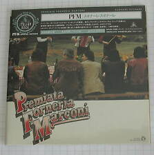 PFM - Suonare Suonare  REMASTERED JAPAN MINI LP CD OBI NEU! BVCM-37698 SEALED