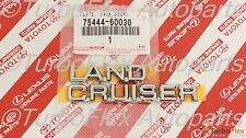 Toyota JDM Land Cruiser Prado 2002-2008  Back Door Emblem 75444-60030