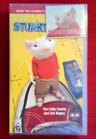Stuart Little VHS Original Unopened New In Wrapping w Collectable Magnet