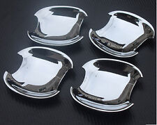 Chrome door handle bowl cover trim for Kia Sportage R 2011 2012 2013 2014 2015