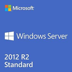 Windows Server 2012 R2 Standard/ DataCenter | RDS 50 Device/ User CALs