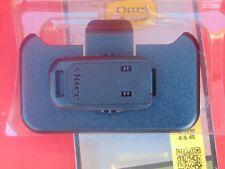 OTTERBOX Defender Series iPhone 4 & 4S Belt Clip Holster Black NEW 607376177222