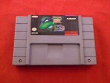 Teenage Mutant Ninja Turtles: Tournament Fighters Super Nintendo SNES game TMNT