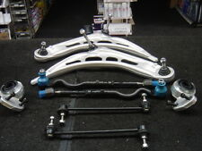 BMW E46 316 318 320 325 330 Inferiore Forcella Braccio Bush 2 collegamenti 2 Tie Rod Assembly