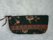 Vintage Vera Bradley GREENBRIAR Brush and Pencil Rare Free Shipping Buy Now $25