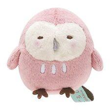 San-X Sumikko Gurashi mini Plush Fukuro owl Kawaii Cute Japan