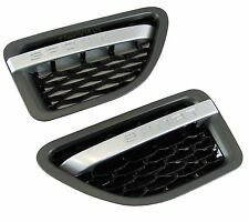 Range Rover sport 2005 AUTOBIOGRAPHY 2010 style wing side vents air grill grille