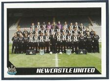 MERLIN 2003-FA PREMIER LEAGUE-10TH EDITION- #412-NEWCASTLE UNITED TEAM PHOTO