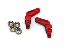 Red Aluminum Rear Hub Carriers for Traxxas Slash 2WD # ST3652R Rustler Stampede