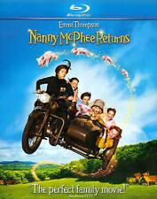 Nanny McPhee Returns (Blu-ray Disc, 2010) Brand NEW Sealed!!!