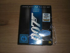James Bond Blu-Ray Set Collector's Edition 3 Filme