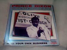Prince Dixon Mind Your Own Business Black Gospel SS LP