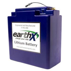 EarthX LiFePo4 Battery ETX680  Harley Davidson,  Ultra Classic PC680, YIX30L-B