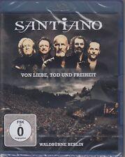 Santiano - Von Liebe, Tod und Freiheit - Live (Blu-ray, NEU! OVP)
