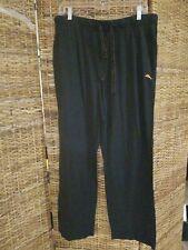 Mens GUC Black TOMMY BAHAMA PJ Lounge Pants size Large Black
