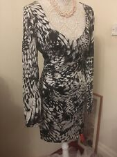 Lovely womens designer dress from Just Cavalli, size 46 (fits 14) without tags