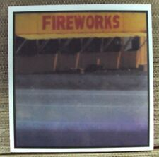 "FIREWORKS Prime Mover 7"" NEW mid-90's garage-rock Japanese import 1+2 Blacktop"