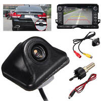 170° Wide Angle Mini HD Rear View CMOS Reverse Backup Camera With Parking Line
