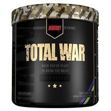 Redcon1 TOTAL WAR - PRE WORKOUT (Sour Gummy Bear 30 Servings)