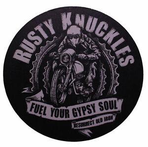 Retro Aufkleber Rusty Old School Motorcycles Sticker Race Retro Vintage #6