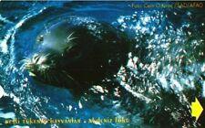 838 SCHEDA TELEFONICA PHONECARD USATA TURKEY MONK SEAL 30