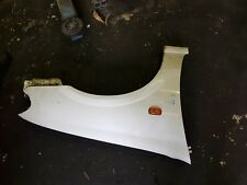 NISSAN PULSAR N16 SERIES 2 FRONT RIGHT GUARD FENDER WHITE ( DAMAGED )