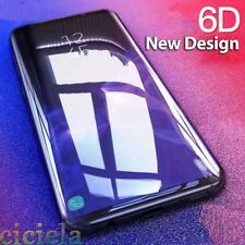 6D Full Cover Tempered Glass Screen Protector for Samsung Galaxy S7 Edge