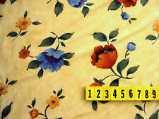 Floral Polyester/Dacron Roll Fabrics