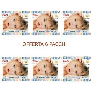 PANNOLINI TRUDI BABY CARE - OFFERTA - 6 confezioni - 3/6 4/9 7/18 11/25 15/30 KG