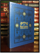 The Adventures Tom Sawyer Twain Deluxe Sealed Easton Press Leather Limited 1/800