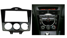 Double Din Audio Panel for MAZDA RX-8 RX8 Radio Fascia Refitting Trim Kit Frame