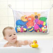 4*Badewanne Spielzeug Organizer Badewannennetz Aufbewahrungsnetz Baby.Kinder Bad