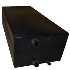 Fresh/Acque Reflue Cisterna Contenitore potabile Nero 80 L-CAMPER/CARAVAN/Barca