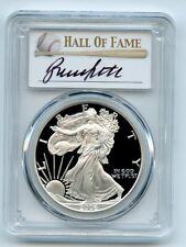2006 W $1 Proof Silver Eagle PCGS PR70DCAM Bruce Sutter