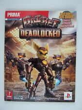 Ratchet: Deadlocked (with DVD) Prima Official Game Guide Paperback