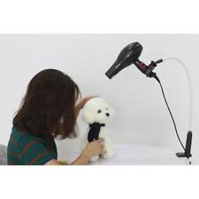 Dog Pet Cat Grooming Table Hair Dryer Stand Hose Tube Holder Hands Free