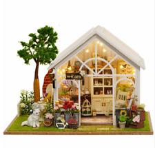DIY Fairy Garden Cottage Green House Kit.