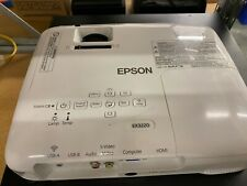 Epson EX3220 Tri-LCD Projector