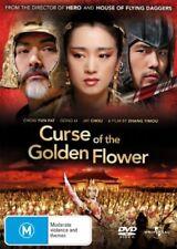 Curse Of The Golden Flower LIKE NEW DVD Chow Yun Fat, Gong Li 2007