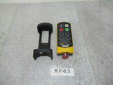 Tele Radio T80TX-MX-10B Crane RC Remote Control Frequency 433.075 - 434.775Mhz