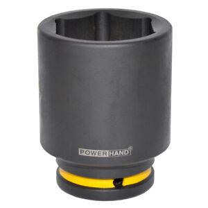 "3/4"" Deep Impact 28mm Socket 87mm Height PowerHand KI-S34-D28"