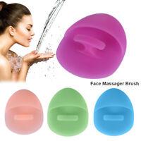 les soins de la peau silicone nettoyage du visage masseur brosse visage propre