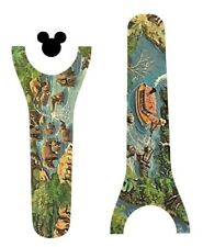 Disney Magic Band 2 MagicBand 2.0 Decal Skins Stickers Jungle Cruise Inspired