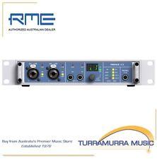 RME Fireface UCX 24-Bit/192kHz Firewire & USB Audio